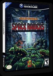 Space Raiders GameCube cover (GIJEFP)