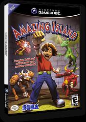 Amazing Island GameCube cover (GKAE8P)