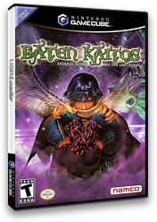 Baten Kaitos Eternal Wings and the Lost Ocean GameCube cover (GKBEAF)