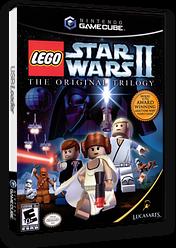 LEGO Star Wars II: The Original Trilogy GameCube cover (GL7E64)