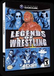 Legends of Wrestling GameCube cover (GLWE51)