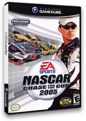 Nascar 2005: Chase For The Cup GameCube cover (GN4E69)