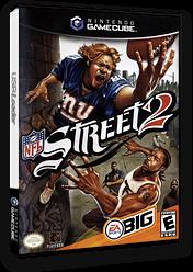 NFL Street 2 GameCube cover (GN7E69)