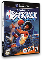 NBA Street GameCube cover (GNSE69)