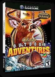 Cabela's Outdoor Adventures GameCube cover (GOAE52)