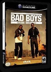 Bad Boys: Miami Takedown GameCube cover (GOBE4Z)
