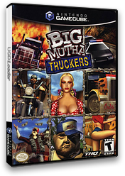 Big Mutha Truckers GameCube cover (GT8E78)