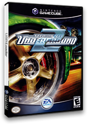 Need for Speed: Underground 2 GameCube cover (GUGE69)