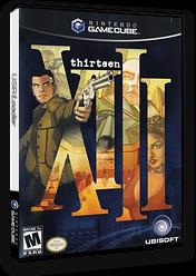 XIII GameCube cover (GX3E41)