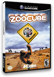 ZooCube GameCube cover (GZCE51)