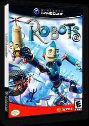 Robots GameCube cover (GZQE7D)