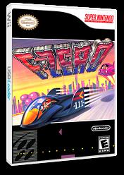 F-Zero VC-SNES cover (JACE)