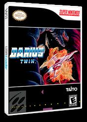 Darius Twin VC-SNES cover (JBNE)
