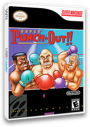 Super Punch-Out!! VC-SNES cover (JCJE)