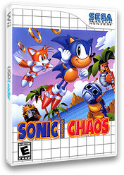 Sonic Chaos VC-SMS cover (LAME)