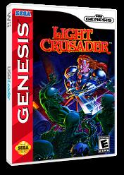 Light Crusader VC-MD cover (MBYE)