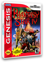 Phantasy Star IV VC-MD cover (MCKE)