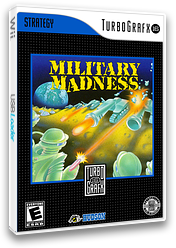 Military Madness VC-PCE cover (PANE)