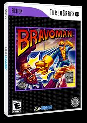 Bravoman VC-PCE cover (PBUE)