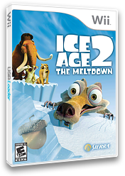 Ice Age 2: The Meltdown Wii cover (R2AE7D)