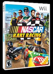 NASCAR Kart Racing Wii cover (R2NE69)