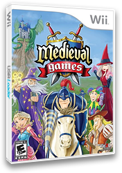Medieval Games Wii cover (R2OE68)