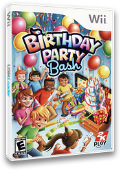 Birthday Party Bash Wii cover (R2YE54)