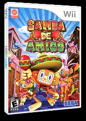 Samba de Amigo Wii cover (R3BE8P)
