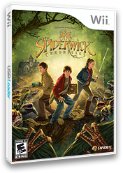 The Spiderwick Chronicles Wii cover (R48E7D)