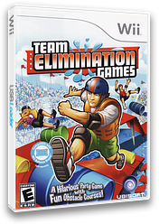 Team Elimination Games Wii cover (R7ZE41)