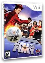 Balls of Fury Wii cover (RBFE20)