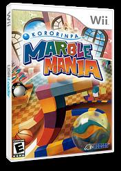Kororinpa: Marble Mania Wii cover (RCPE18)