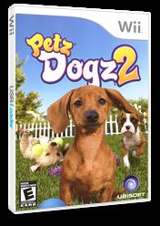 Petz Dogz 2 Wii cover (RDOE41)