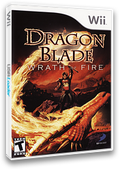 Dragon Blade: Wrath of Fire Wii cover (RDWEG9)