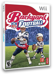 Backyard Football Wii cover (RFTE70)