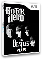 Guitar Hero III Custom : The Beatles Plus CUSTOM cover (RG2E52)