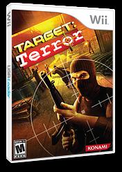 Target: Terror Wii cover (RGDEA4)