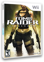 Tomb Raider: Underworld Wii cover (RH8E4F)
