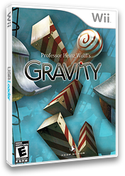 Professor Heinz Wolff's Gravity Wii cover (RHEEJJ)