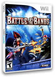 Battle of the Bands Wii cover (RHXE78)