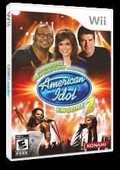 Karaoke Revolution Presents: American Idol Encore 2 Wii cover (RIFEA4)