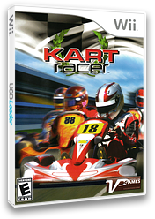 Kart Racer Wii cover (RIIEQH)