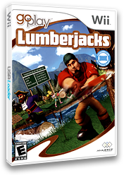 Go Play Lumberjacks Wii cover (RJXE5G)