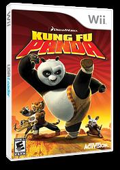 Kung Fu Panda Wii cover (RKPE52)
