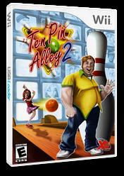 Ten Pin Alley 2 Wii cover (RLEEFS)