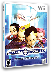 Code Lyoko: Quest for Infinity Wii cover (RLKEGY)