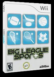 Big League Sports Wii cover (RLQE52)