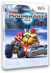 Wiimms MKW Fun 2014-11.ntsc CUSTOM cover (RMCE26)