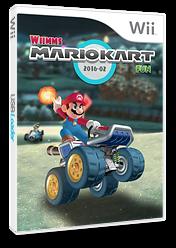 Wiimms MKW-Fun 2016-02.ntsc CUSTOM cover (RMCE31)