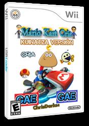Mario Kart Cris Kuin CUSTOM cover (RMCE89)